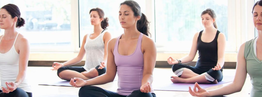Yoga Can Help Balance Your Hormones