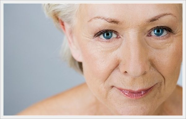 naturally preventing wrinkles
