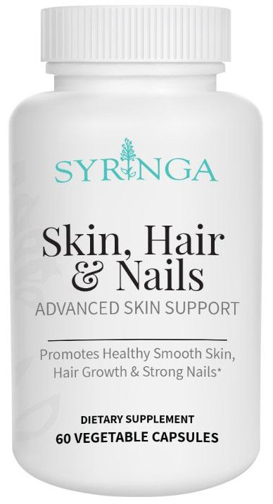 supplement for skin nails and hair